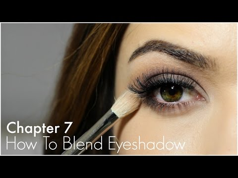 How To Blend Eyeshadow For Beginners