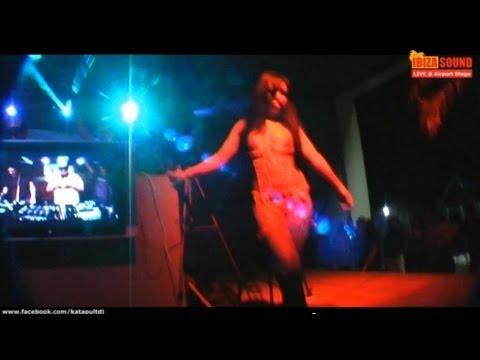 Chris Lawyer, KatapultDJ, PureBeat, Miss Siva - live @ Airport Stage - Ibiza Sound.Tv 2012