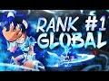 Rank #1 Global in Brawlhalla