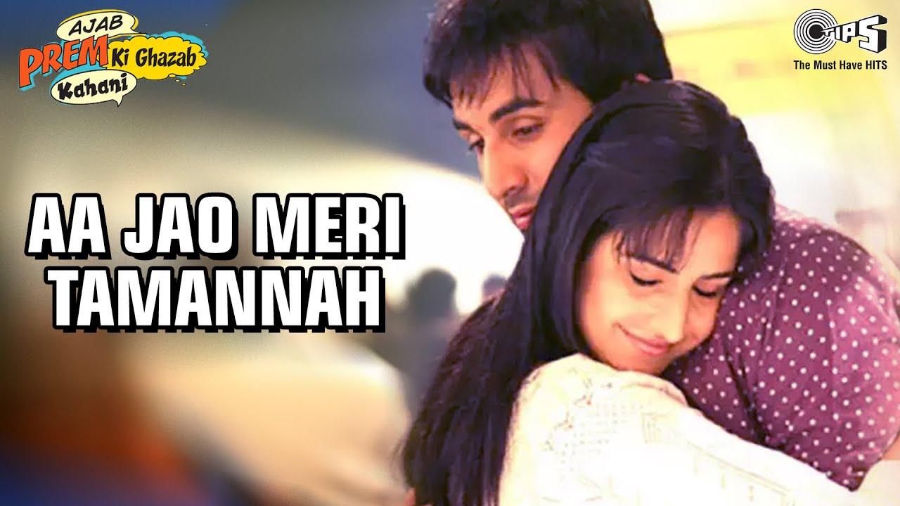 Download Aa Jao Meri Tamannah - Ajab Prem Ki Ghazab Kahani |Ranbir Kapoor, Katrina Kaif |Javed Ali | Pritam