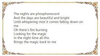 Blondie - Magic Asadoya Yunta Lyrics