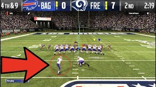 Madden 19 MUT Squads Funny Moments Episode 1 - The Smallest Player in NFL History