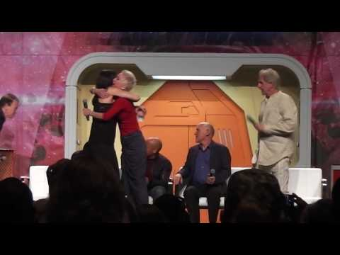 Deep Space Nine Part 1 of 2 at the 2017 Star Trek Convention