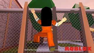 AUNT GRACE MANAGED TO ESCAPE FROM PRISON? -ROBLOX (JAILBREAK)