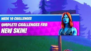 Fortnite Week 10 Challenges Reward