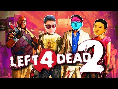 LEFT 4 DEAD 2 #1: TEAM ĐỤT ĐẾN VỚI HUYỀN THOẠI GAME =)))))