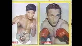 WBC世界フェザー級TM  ルイシト小泉VSカルロスリオス