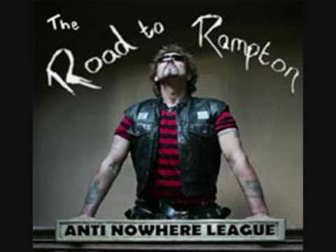 Anti-Nowhere League - The End Of The Day