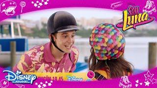 Soy Luna 1. Bölüm Önizleme: İlk Çarpışma | Disney Channel Türkiye