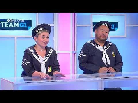 """#TEAMG1 - Direct du 19/09/2018 (3/4) - Le défi """"la bataille n'avale"""""""