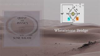 wheatstone and metre bridge