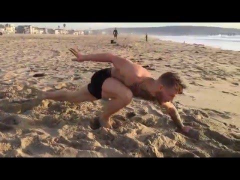 Conor McGregor - Gunnar Nelson - Ido Portal Movement Training UFC194