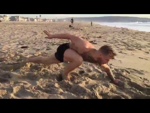 Conor McGregor - Gunnar Nelson - Ido Portal Movement Training UFC194