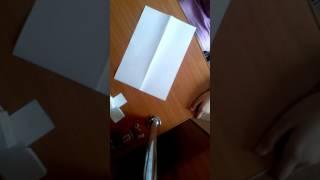 как вырезать из бумаги крылья бабочки