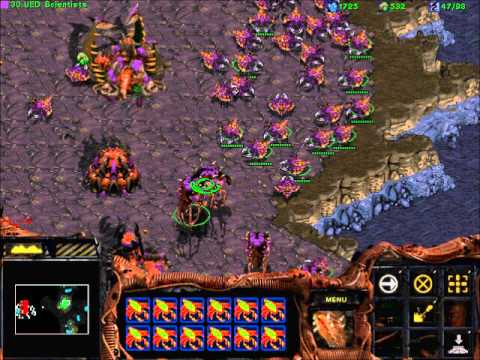 how to make maps starcraft broodwar