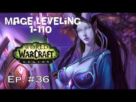 World of Warcraft - Mage Level 108 - 110