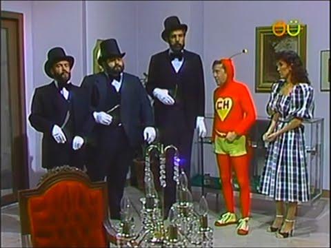 Chespirito - Fortunato Marmaja / Madame Butterfly (Inédito/Legendado)