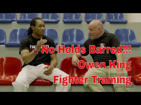 No Holds Barred!!! Martial Arts Insider Owen King