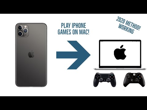 Play IPhone Games On Mac!!! Working [2020]