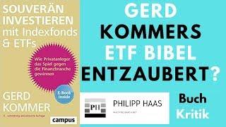 Gerd Kommer Souverän investieren mit Indexfonds und ETFs - Meine ehrliche Meinung