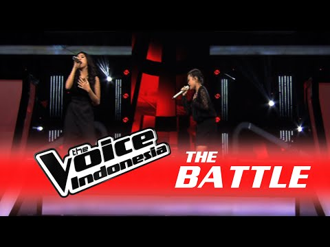 "Maharani Listya vs Dewi Kisworo ""Masterpiece""  The Battle  The Voice Indonesia"