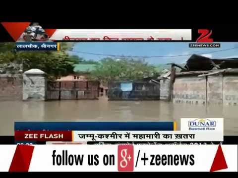 J&K floods: Ground zero report from Lal Chowk