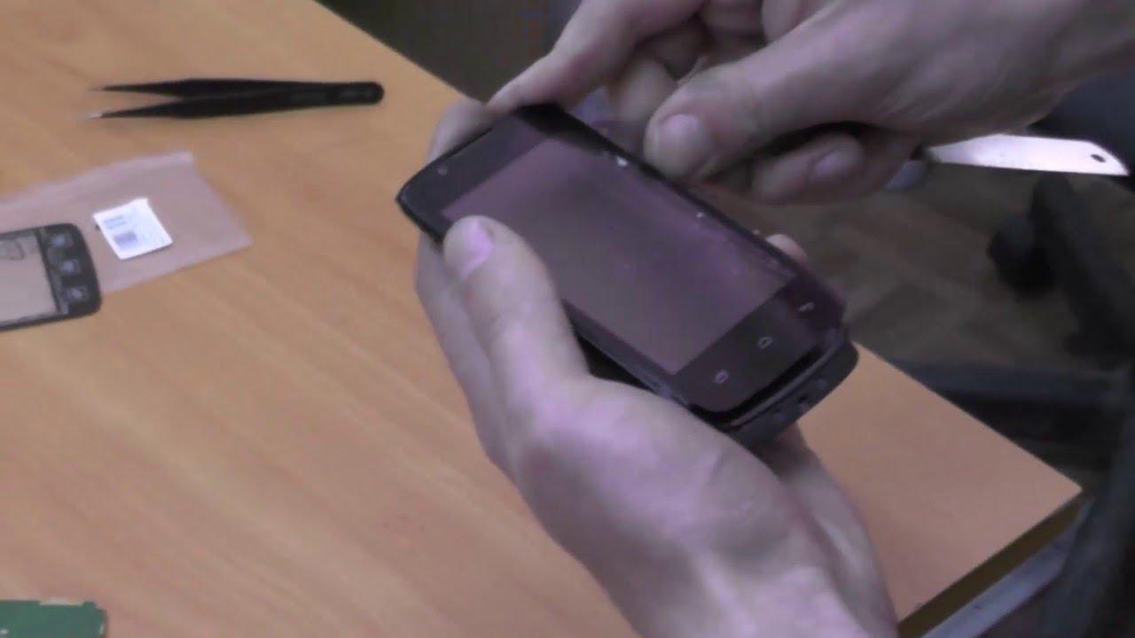 Тачскрин для смартфона fly iq239 era nano 2. Было проблематично, поэтому решила купить