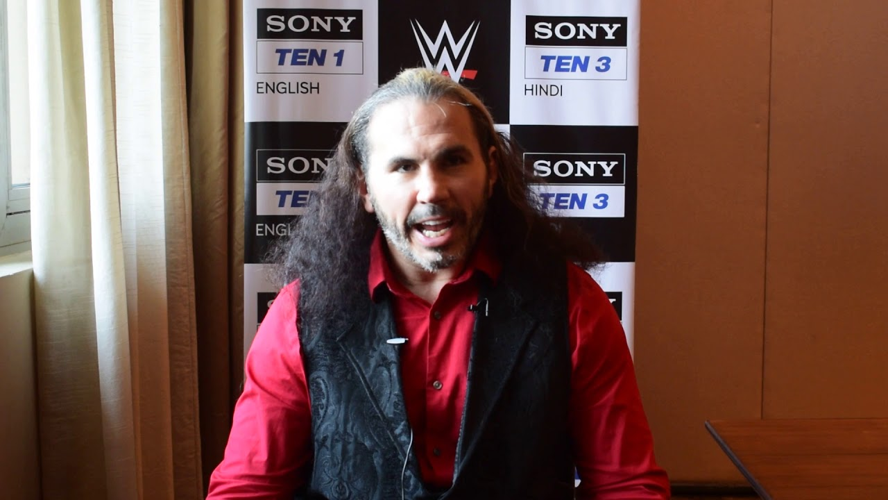 Image result for Matt Hardy Gives WWE Return Update, Talks His Run w/ Bray Wyatt, More