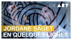 Street Artiste confiné : l'idée géniale de Jordane Saget - OF ART