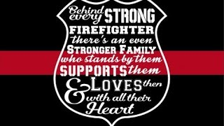Firefighter Tribute - We Walk Through The Fire - The Thin Red Line
