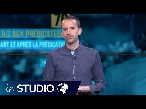 In Studio - Pendant la prédication (comment prêcher le message) - 5 conseils - Jérémy Sourdril