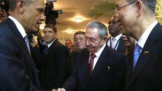 Obama: Conversation with Castro