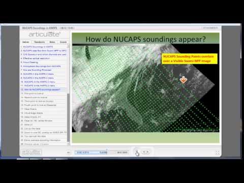 NUCAPS Soundings in AWIPS 2