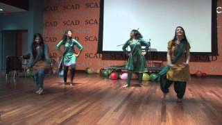 Indian Dance Performance at SCAD Atlanta
