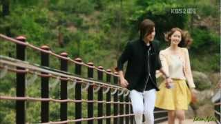 사랑비 Love rain HD - I wanna be with you (Jang geun suk & Yoona) Eng sub & Thai sub