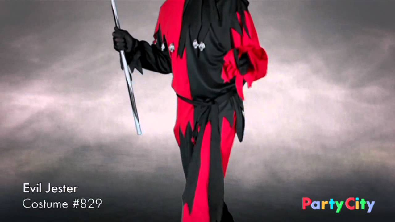 Mens' Horror Halloween Costumes - Party City - YouTube