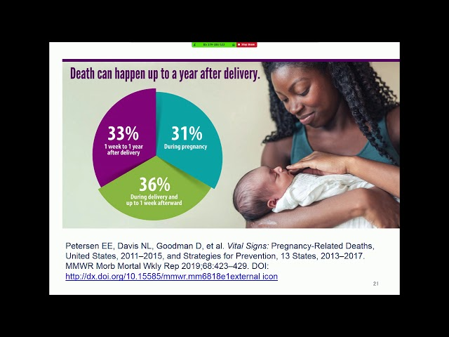 Elizabeth A. Howell, MD, MPP: Maternal Healthcare Crisis for Women of Color
