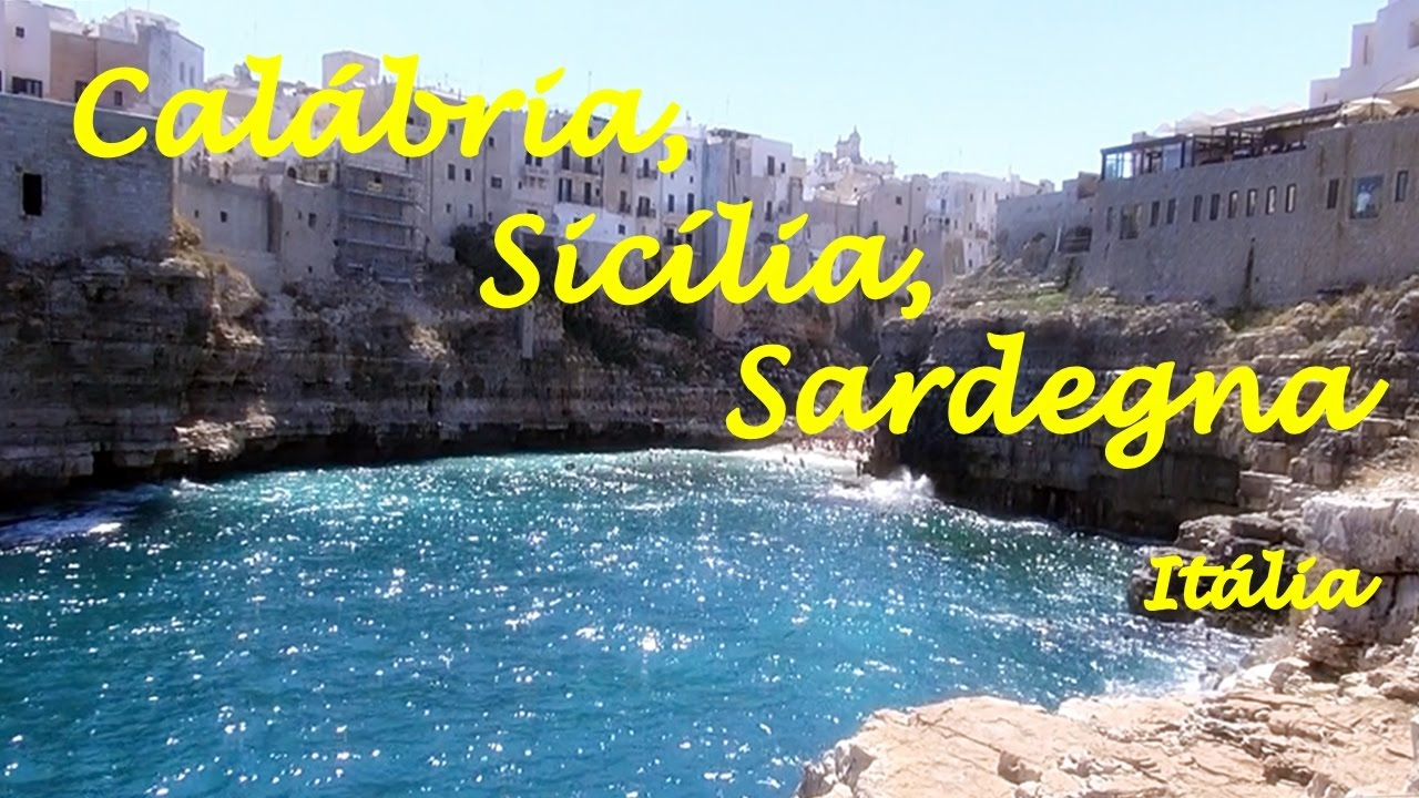 how to get from calabria to sicily with a car