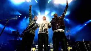 Linkin Park feat. Jay-Z - Jigga What/Faint (Road to Revolution 2008) HD