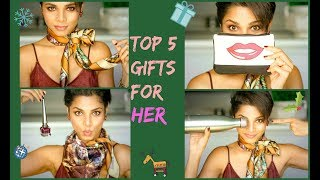 Holiday Gifts Ideas For Women/friends: Affordable To Luxury Gift Guide: Blushwithme  Parmita