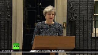 Тереза Мэй обвинила ЕС в попытке повлиять на британские выборы