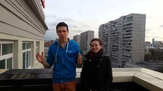 Анти-хостел в Москве - смотри! Открытие второго капсульного антихостела в Москве