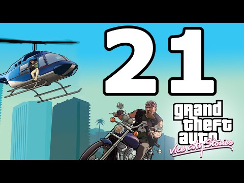 GTA Vice City Stories Walkthrough Part 21 - No Commentary Playthrough (PS2)