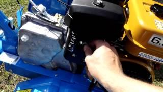 Мотоблок Нева МБ-2 6,5 л. с. Subaru