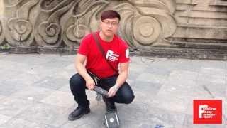 Hướng dẫn tập luyện Freeline Skates cơ bản