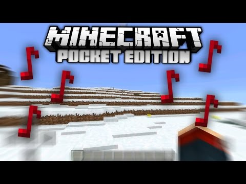 HOW TO DOWNLOAD MUSIC IN MCPE! - Minecraft PE (Pocket Edition)