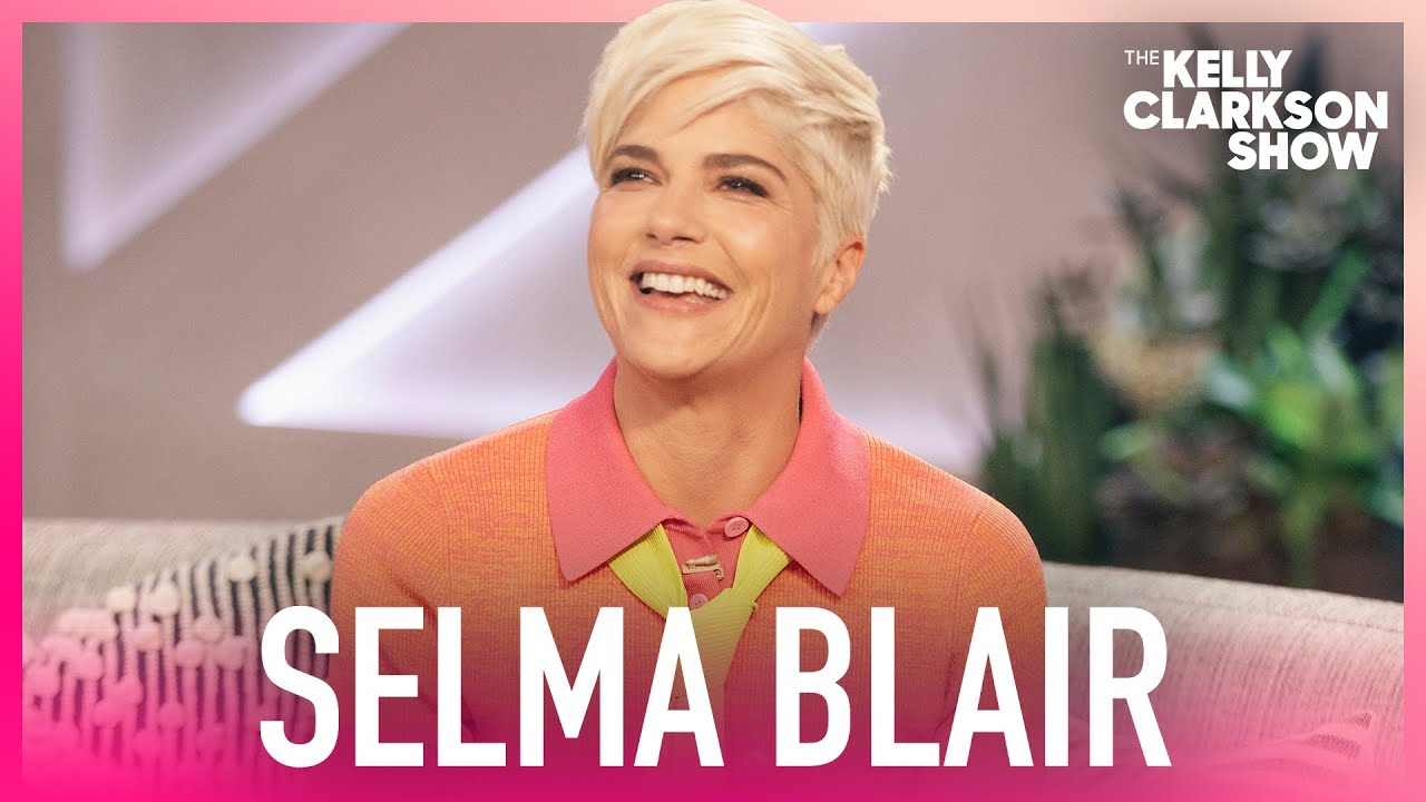 Selma Blair Accidentally Ordered The Wrong Kind Of Massager For Her Neck