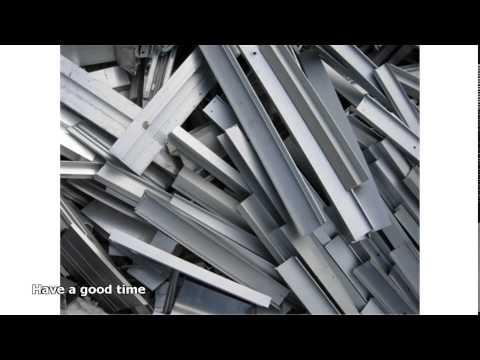 scrap aluminium