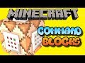 Magic Spell Command Blocks In Minecraft
