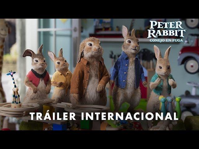 Peter Rabbir Conejo en Fuga - Tráiler #2 - Estreno 16.04.20. Solo en cines.